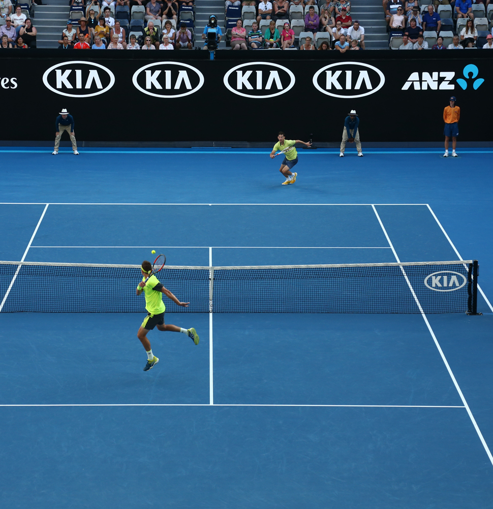australian open tennis tours