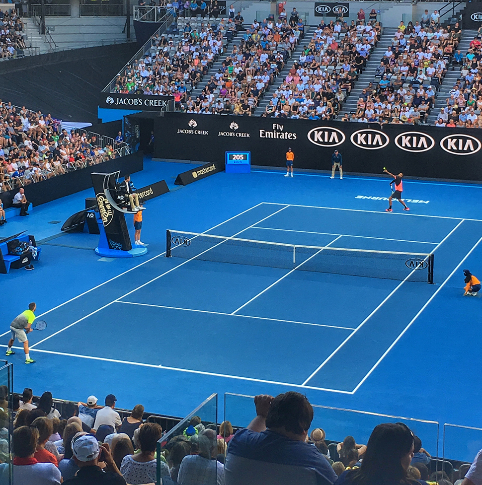 Watch Australian Open