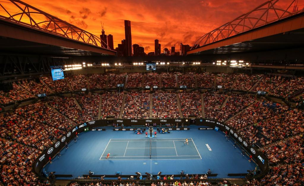Australia open tennis tickets